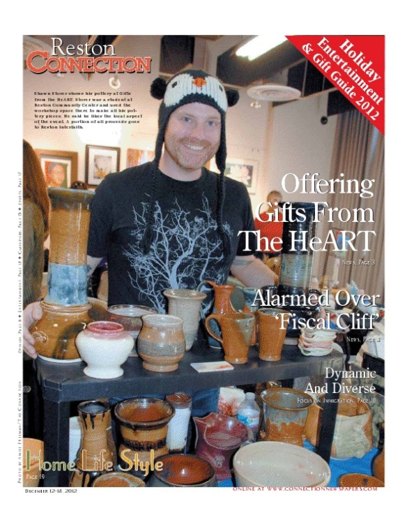 Shawn Pottery Article